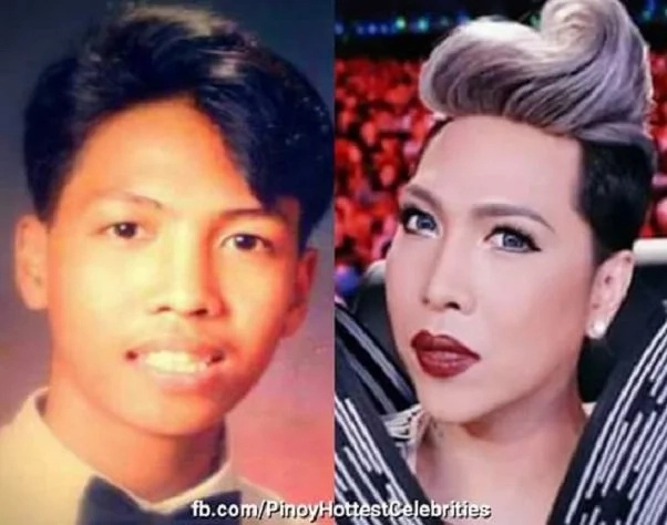 Pinoy celebrities' old photos go viral & shock netizens
