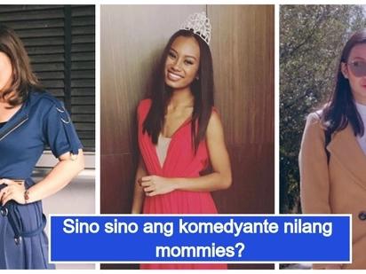 7 na naggagandahang mga anak ng mga babaeng komedyante ng bansa