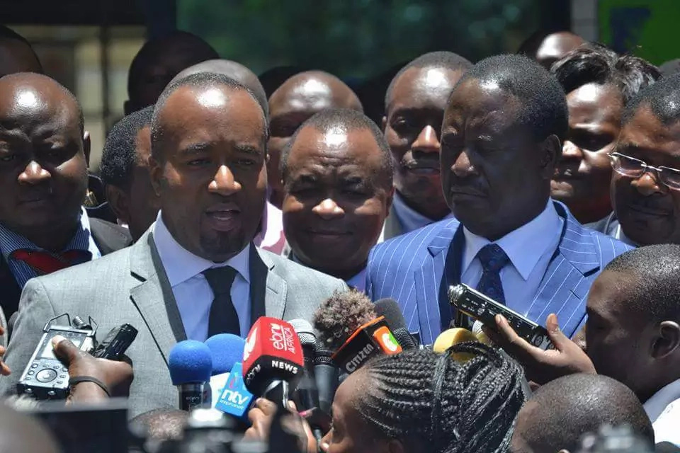 Political beef causes 8,500 KCPE candidates to be denied lunch in coast