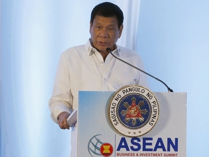 Duterte announces pursuance of independent foreign policy