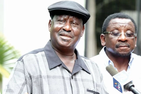 Raila Odinga gives Johnson Muthama new job