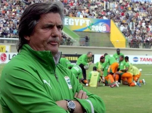 Former Harambee Stars coach Henri Michel awarded