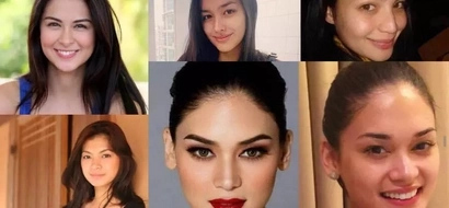 15 Stunning PH celebrities who look gorgeous even without makeup!
