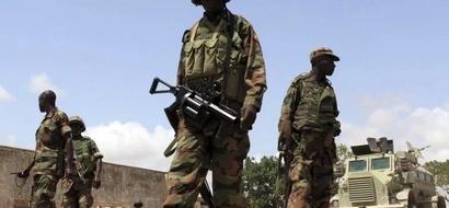 Al-Shabaab Attack AU Base In Somalia