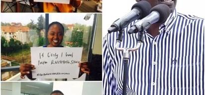 Kenyan women create this after DP Ruto's viral small paper