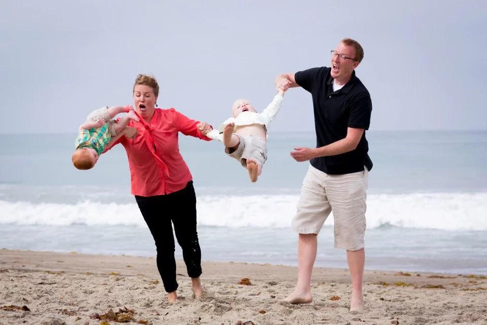 Mira los peores accidentes de padres descuidados