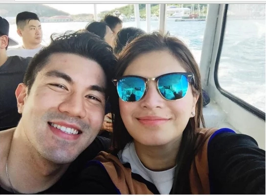 The dating history of Luis Manzano