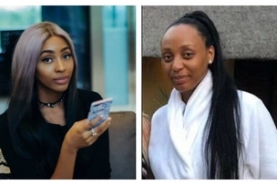 Twitter loses it over a photo of Nadia Nakai without make-up