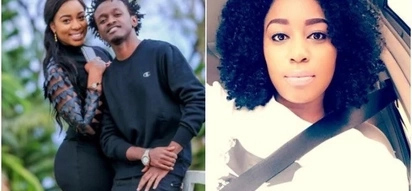 Bahati's wife-to-be Diana Marua angers Kenyans online with her make-up free photo