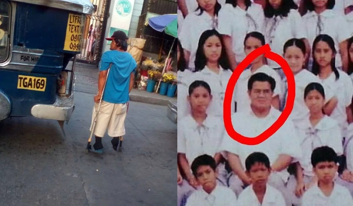 Former High School Teacher Is Now Roaming The Streets, Begging For Money To Survive!