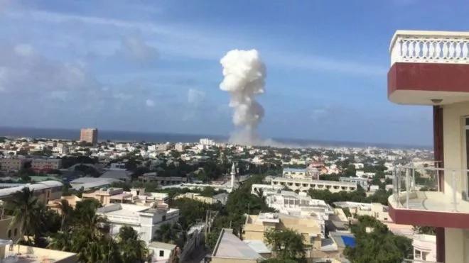 Al-Shabaab yasemekana kawaua maafisa wanane Mogadishu