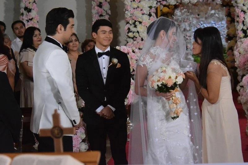 LOOK: Behind the Scenes of Anton-Andeng Wedding!