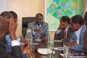 How CORD plans to surprise IEBC and the country over rejected Okoa Kenya referendum push