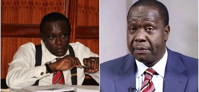 Revered political analyst takes issue with new Security CS Fred Matiang'i, asks him to take it slow