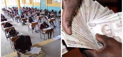 Father collapses after being told to pay KSh 16,000 while admitting his daughter to form one