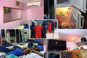 This PRISON with air-conditioned cells, plasma TVs and stocked fridges will make you want to get arrested (photos)