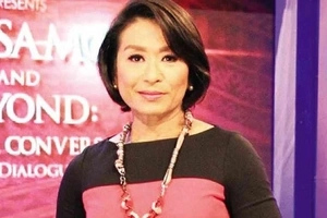 Go ate! Ces Oreña-Drilon owns a Marcos supporter
