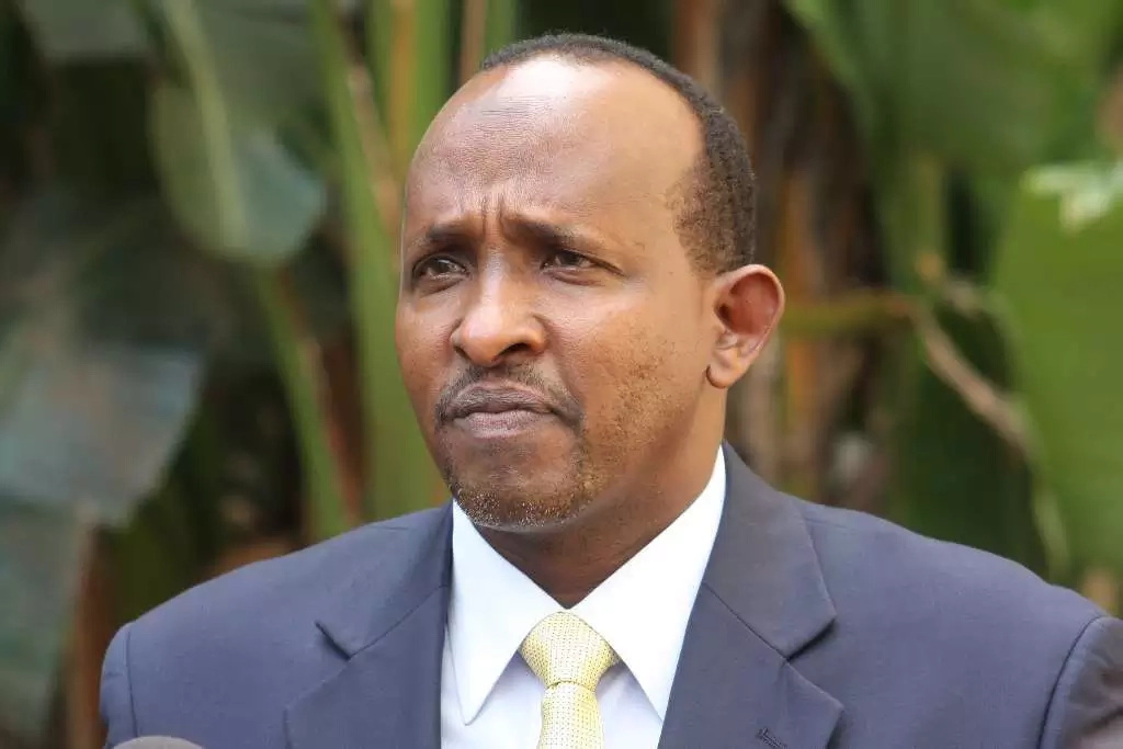 Junnet blames Aden Duale for his troubles