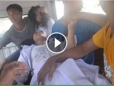 Nakakakilabot! 20 students in Bohol are allegedly possessed by evil spirits