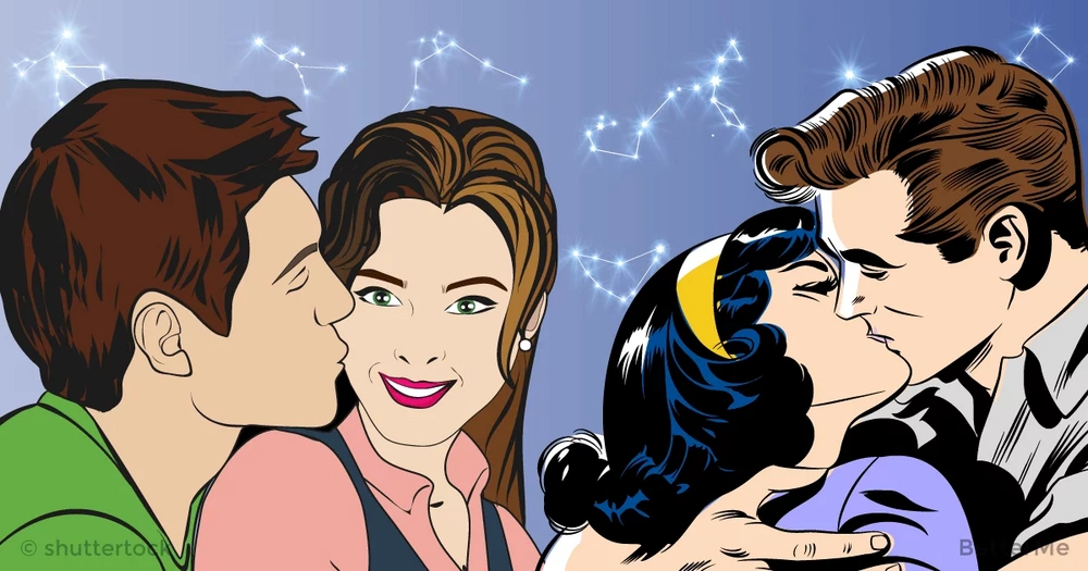 What type of kisser are you according to your Zodiac sign