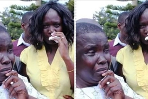 Outrage after Jubilee was accused of mistreating Namwamba's only female challenger