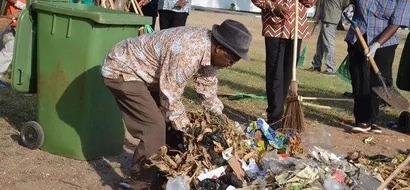 PLO Lumumba Lauds Magufuli In Pure Swahili