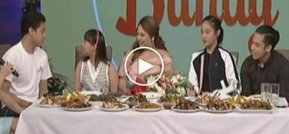 Pag mabuti ka nga namang nanay sa mga anak mo diba? Karla Estrada's children deliver message of thanks to Queen Mother