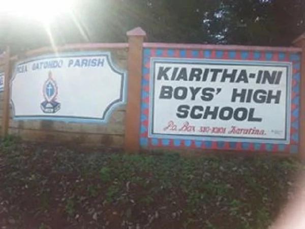 Form one cancer survivor assaulted at a school in Karatina, suffers blocked bladder