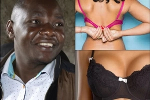 DRAMA as Embu politician challenges his female colleague to remove her bra