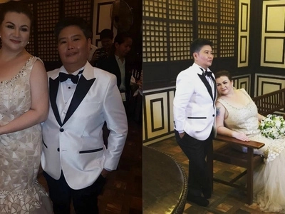 Love finally won! Rosanna Roces marries lesbian partner for the second time