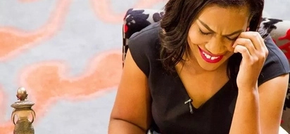 NTV's Victoria Rubadiri Issues a stern warning