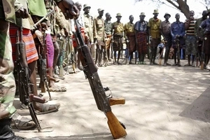 After torturing residents and killing 2, police recover all the guns stolen in Mumias
