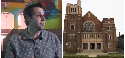 100-year-old Christian church converted into international church of MARIJUANA (photos, video)