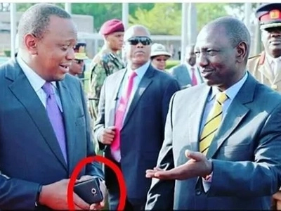 The one Uhuru phone call that denied Raila millions of votes
