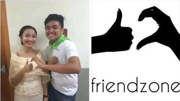 Two Pinoy teens create new logo of #Friendzoned