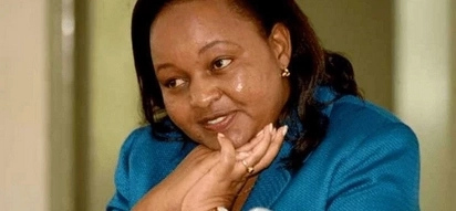 I will beat you, Waiguru responds to Martha Karua