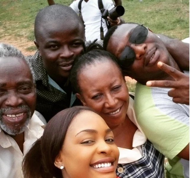 Patience Ozokwor has always been an EVIL woman when acting, here are 7 photos showing her flip side