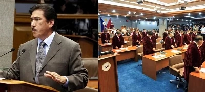 LOOK! Sotto files bill seeking 14th month pay for private sector workers