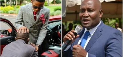Namibian prophet claims that he foresaw Nyeri Governor Wahome Gakuru's death