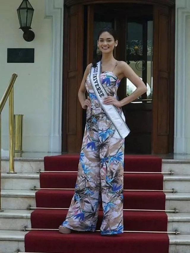 Pia Wurtzbach revives #FilipinoDesigns