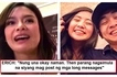Erich Gonzales finally breaks her silence about Xian Gaza's controversial coffee date invitation: 'Naging uncomfortable ako'