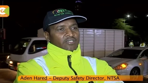 Shocking! A look at what drunk drivers did to escape NTSA (video)