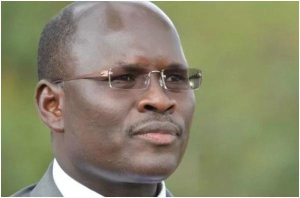 NASA achaneni na IEBC tafadhali - Ole Kiyapi