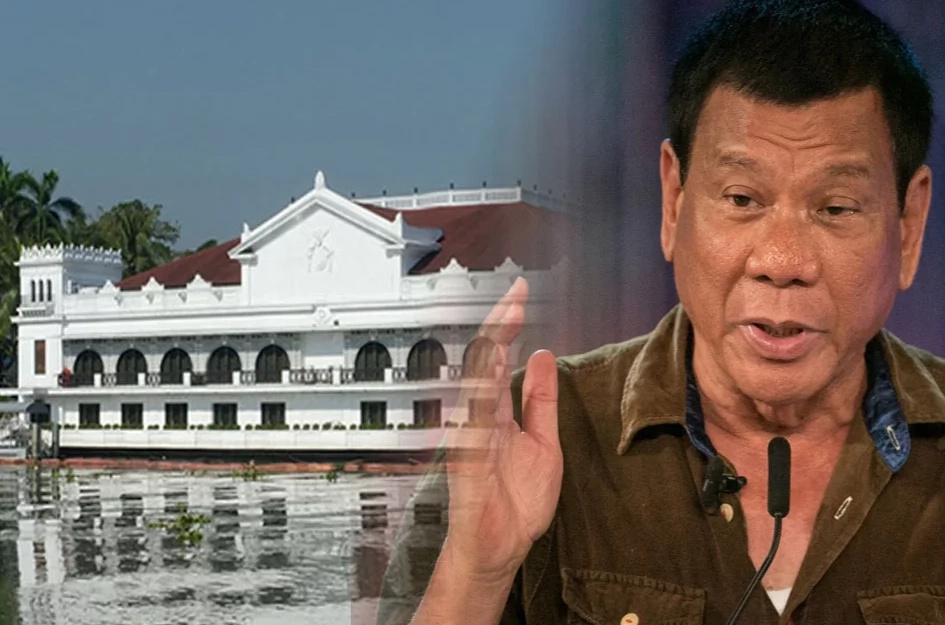 Duterte to take oath in Malacañang