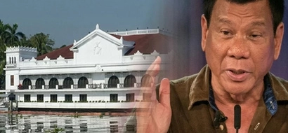 Duterte to take oath in Malacañang