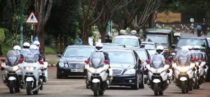 Polisi wa kitengo cha kumlinda Rais Uhuru akamatwa kwa madai ya wizi wa bunduki