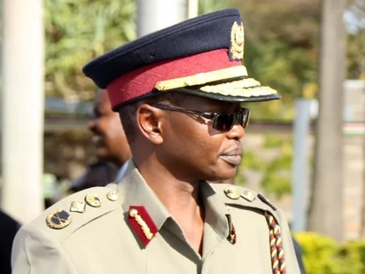 13 most common Kenya police badges and their meaning yet few Kenyans understand