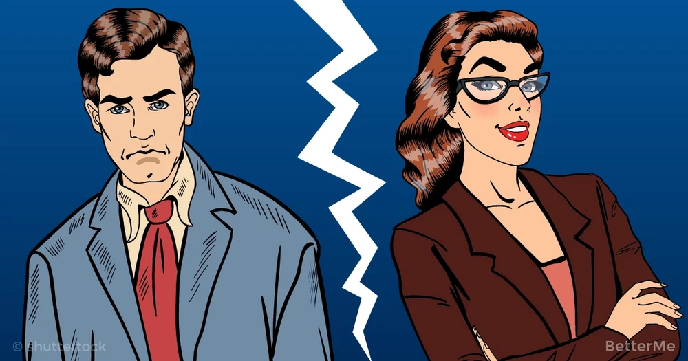 According to study women become happier after divorce than men