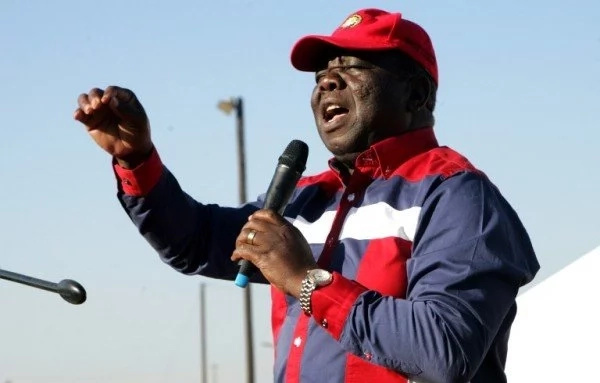 Morgan Tsvangirai leader of Zimbabwe opposition is dead