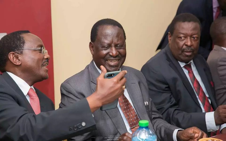 Good things come to those who wait- Raila Odinga says ahead of crucial Supreme Court ruling